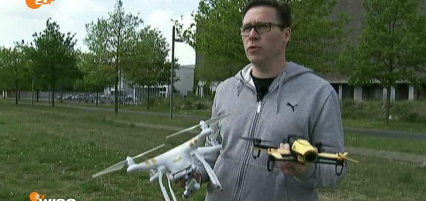 Drohnen im Test