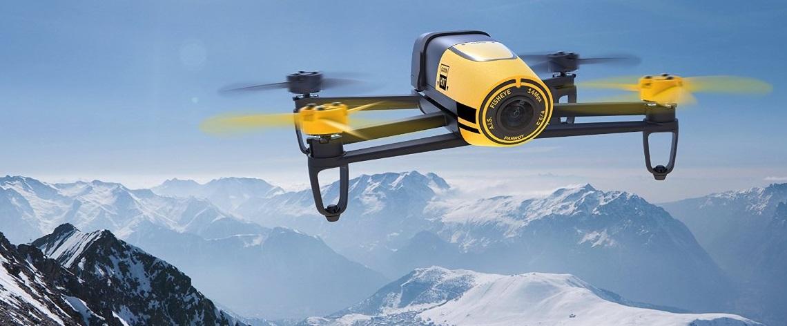"""Parrot Bebop Drone <font color=""""#ff0000"""">NUR 418,99 €</font>"""